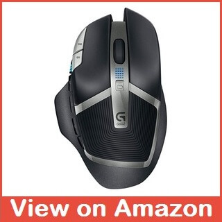 Best Budget Gaming Mouse - Logitech G602 Lag-Free