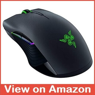 Best Ambidextrous Gaming Mouse - Razer Lancehead