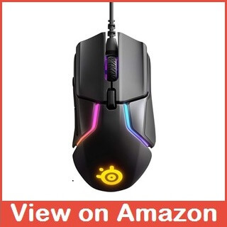 Best RGB Gaming Mouse - SteelSeries Rival 600