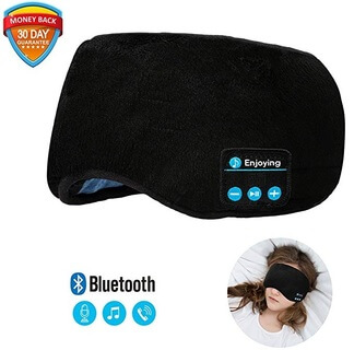 Joseche Wireless Bluetooth Sleeping Eye Mask Headphones