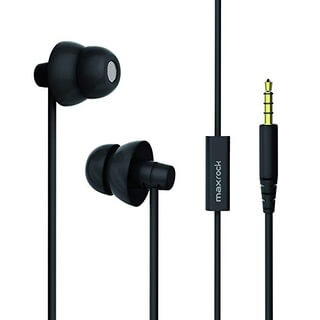 MAXROCK Noise Isolating Earplugs Sleep Earbuds Headphones