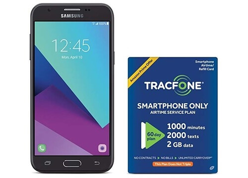 Samsung Galaxy J3 Luna Pro TracFone Review